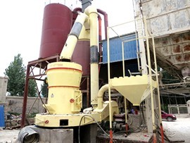 Wollastonite Grinding Mill